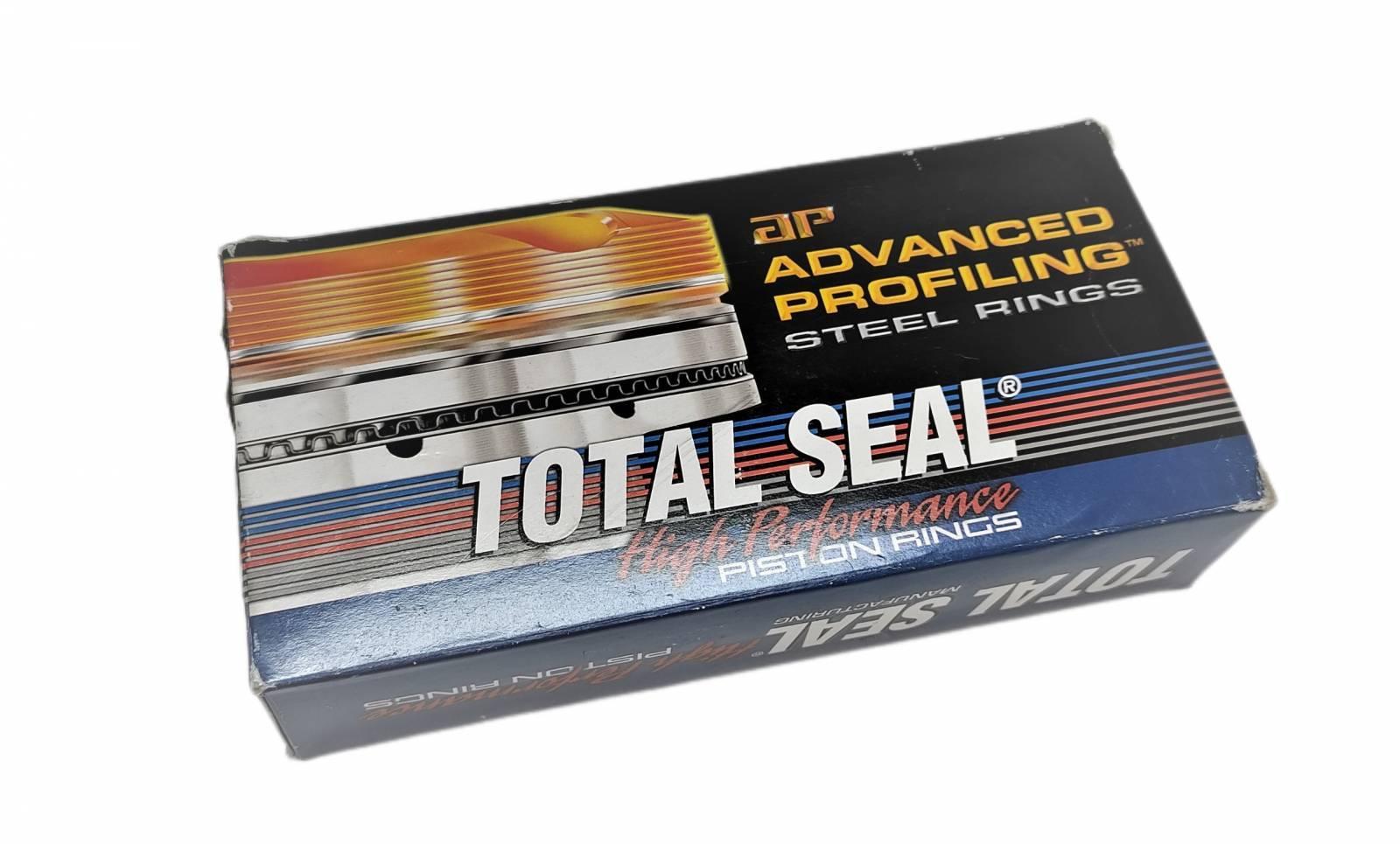 JOGO DE ANÉIS DE PISTÃO TOTAL SEAL 101,60MM GAPLESS V8           - EVOLUTION PERFORMANCE