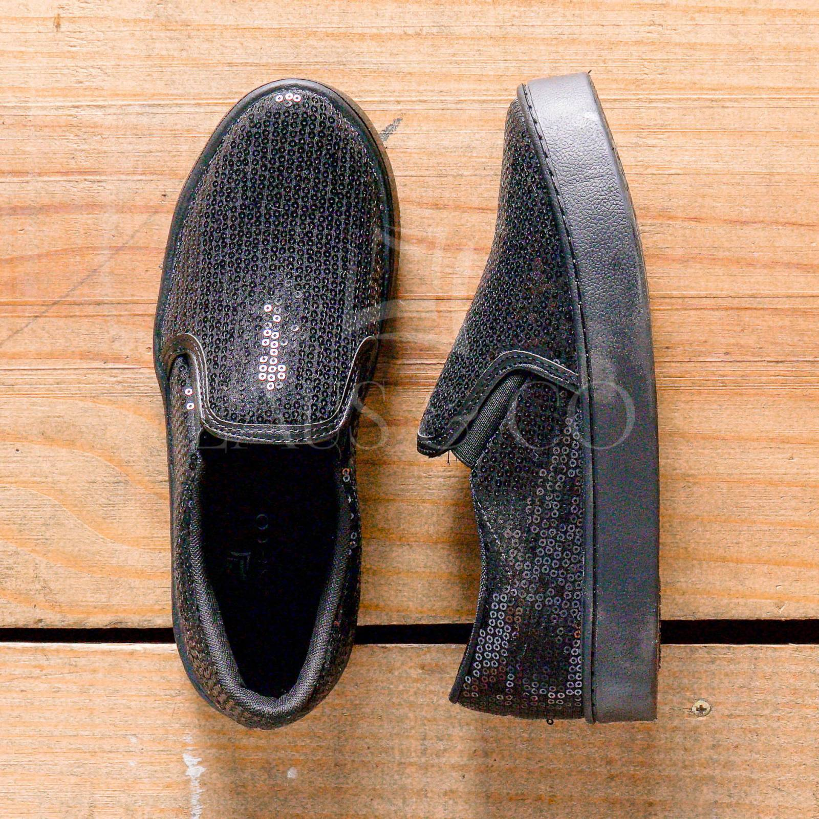 Slip-On Paete Preto - LAUS & CO