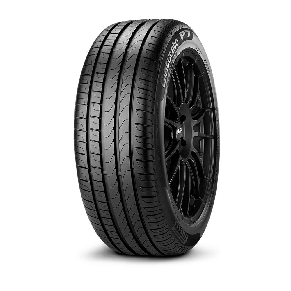 Pneu 245/50 R18 100Y Pirelli Cinturato P7 - Runflat - BARAO PNEUS