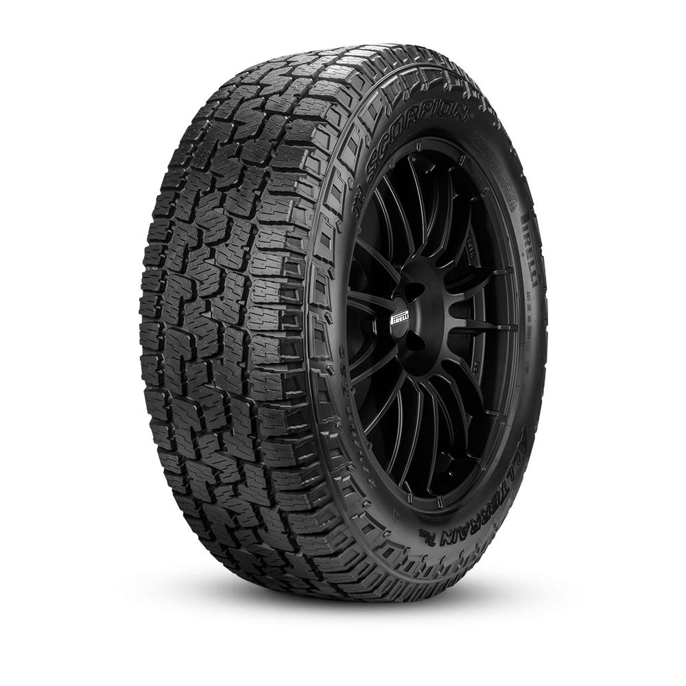 Pneu 265/60 R18 110H Pirelli Scorpion All Terrain Plus - BARAO PNEUS