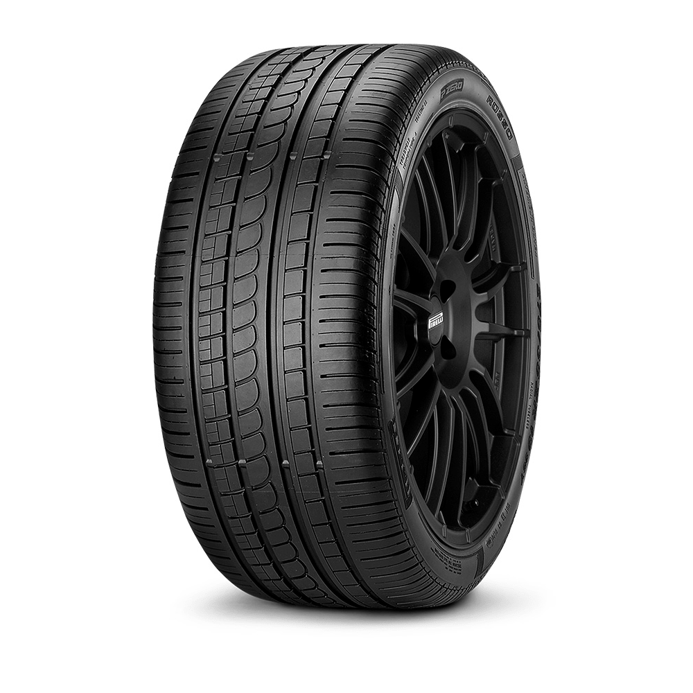 Pneu 255/55 R18 109Y Pirelli P Zero Rosso - BARAO PNEUS