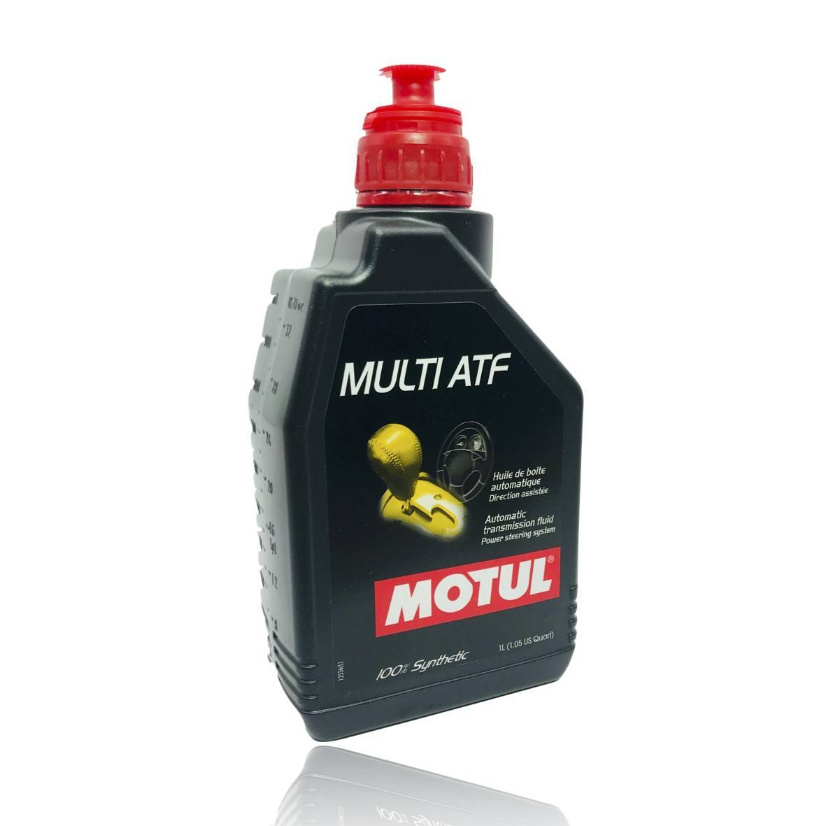 Multi ATF - JASO 1A - 1 litro - PerformanceLUB Lubrificantes Premium
