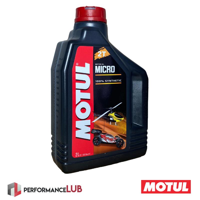 Micro 2T - 2 litros - PerformanceLUB Lubrificantes Premium