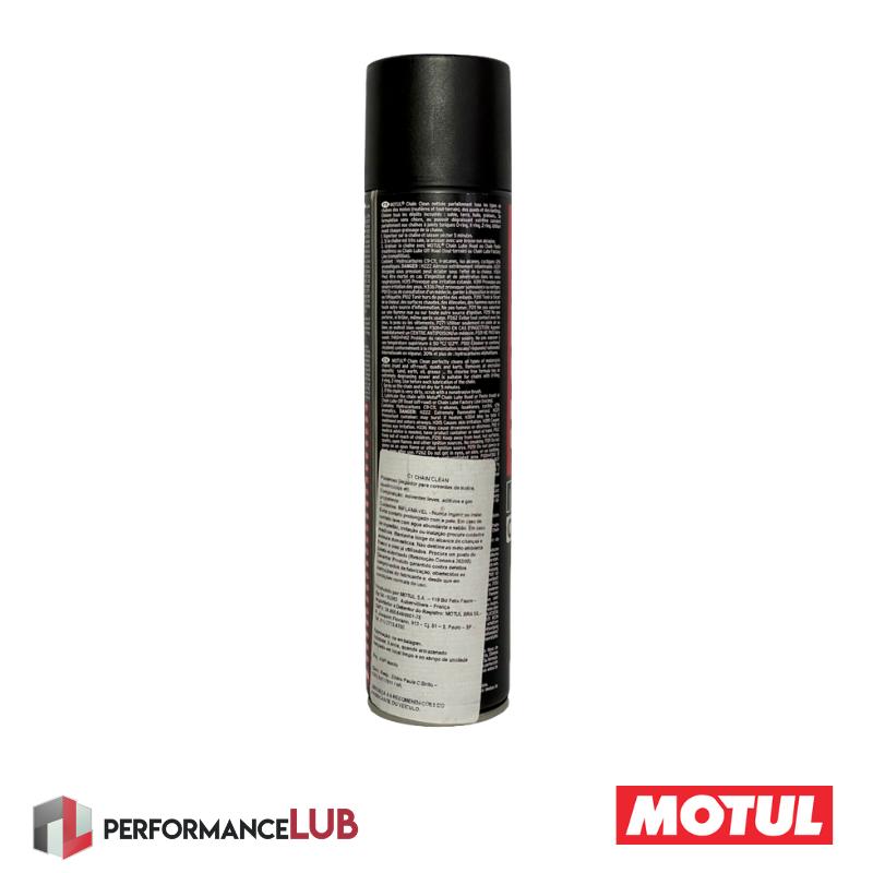 C1 Chain Clean - 400 ml - PerformanceLUB Lubrificantes Premium