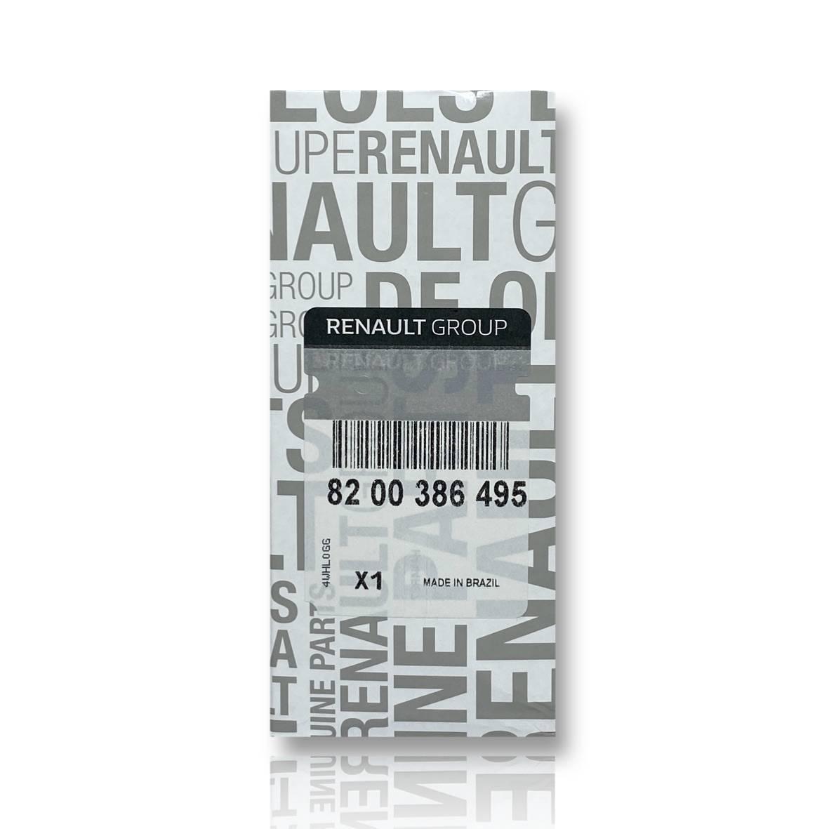 Filtro de combustível - Renault motor F4R - 82 00 386 495 - PerformanceLUB Lubrificantes Premium