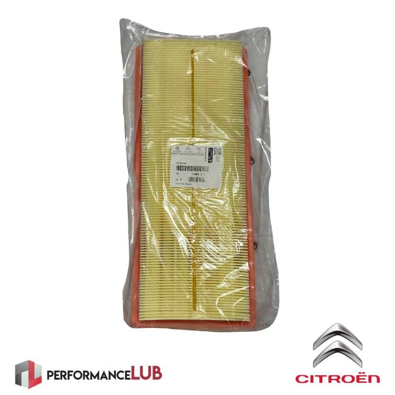 Filtro de ar do motor - Citroën DS3 1.6THP - 1444.TT - PerformanceLUB Lubrificantes Premium