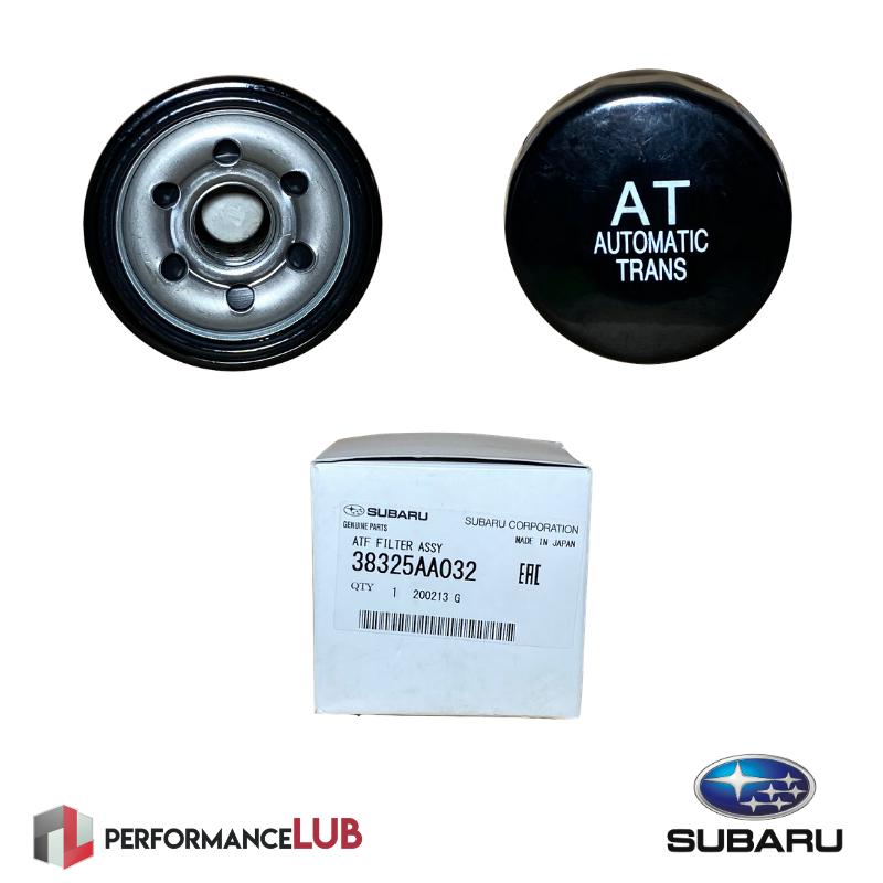 Filtro de óleo da transmissão automática - Subaru - 38325AA032 - PerformanceLUB Lubrificantes Premium