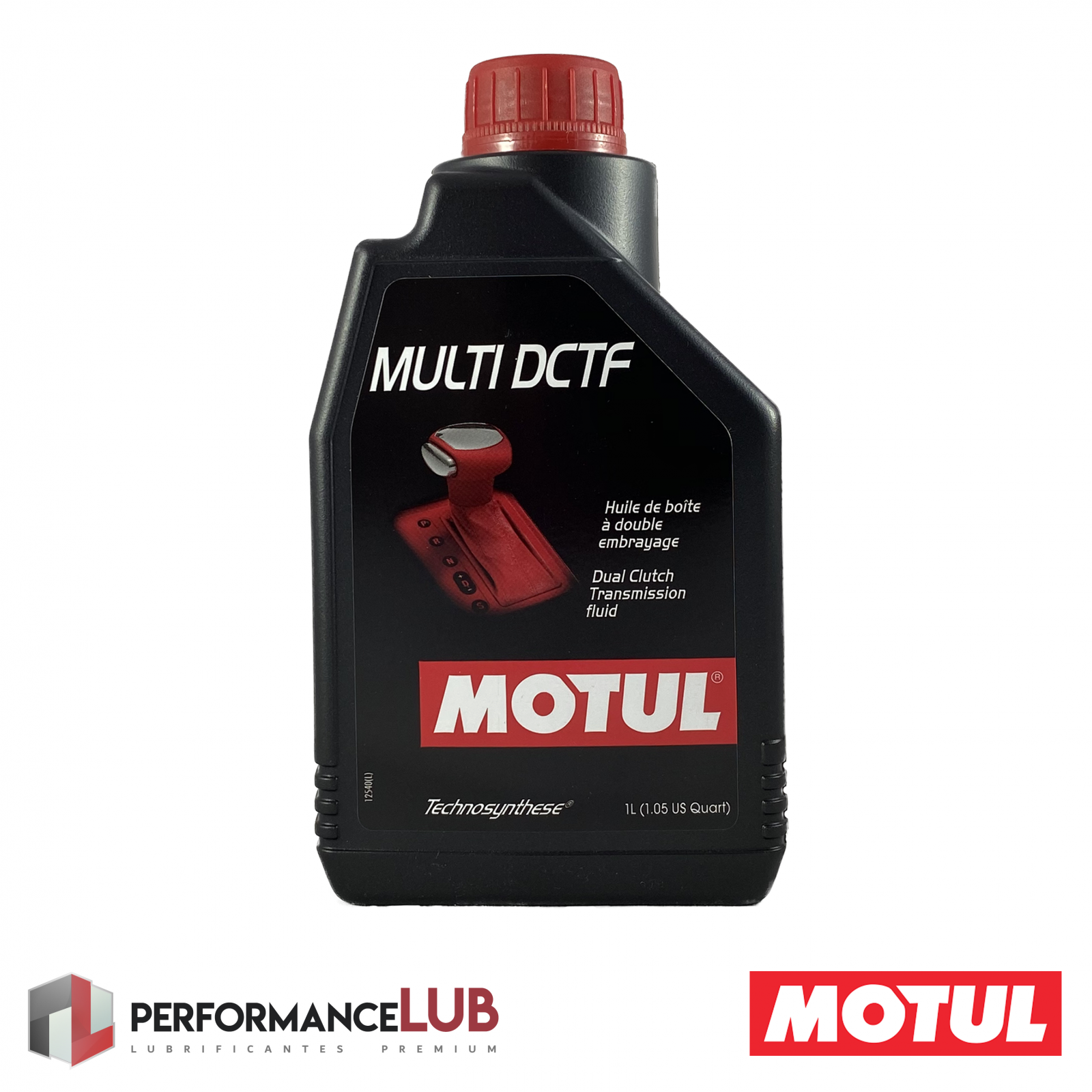 Multi DCTF - API GL-4 - 1 litro - PerformanceLUB Lubrificantes Premium