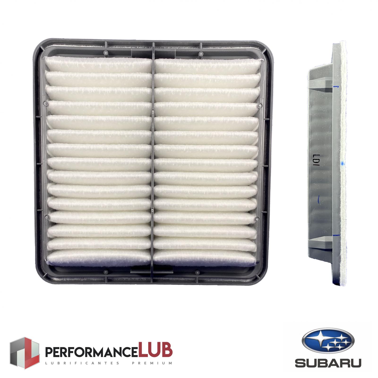 Filtro de ar do motor - Subaru - 16546AA120 - PerformanceLUB Lubrificantes Premium