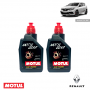Kit revisão- Renault Sandero RS - Câmbio Motylgear 75W90