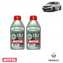 Kit revisão- Renault Sandero RS - Freio - DOT 5.1
