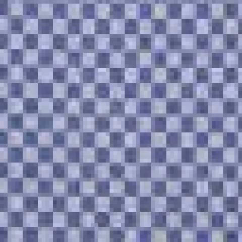 Tecido xadrez para bordar azul - BAÚ DA VOVÓ