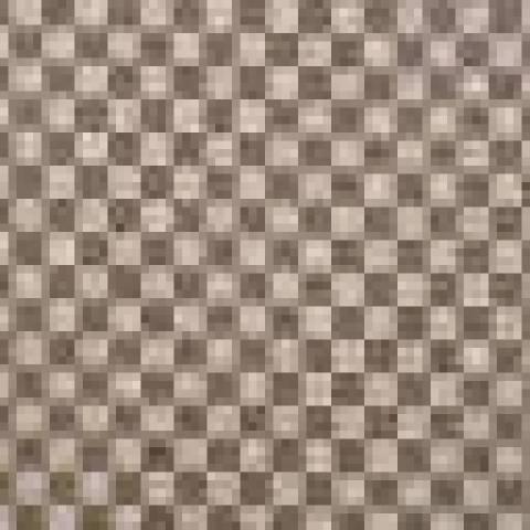 Tecido xadrez para bordar bege - BAÚ DA VOVÓ