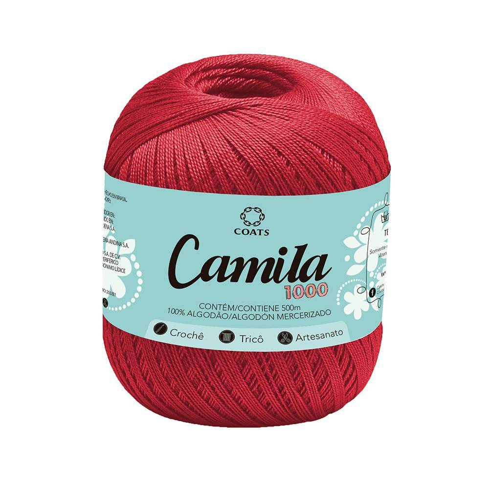 Camila1000 cor 46 - BAÚ DA VOVÓ