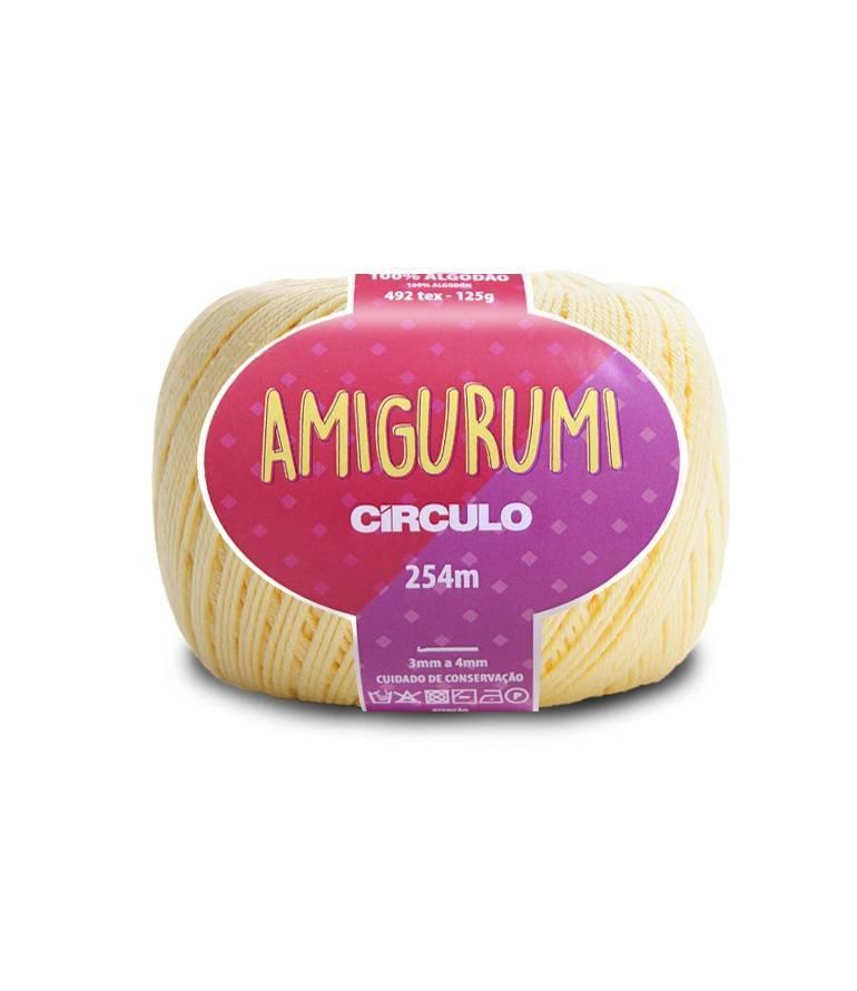 Fio amigurumi 1112 creme - BAÚ DA VOVÓ