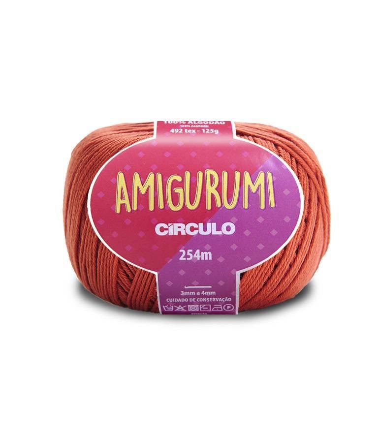 Fio amigurumi 4095 rum - BAÚ DA VOVÓ
