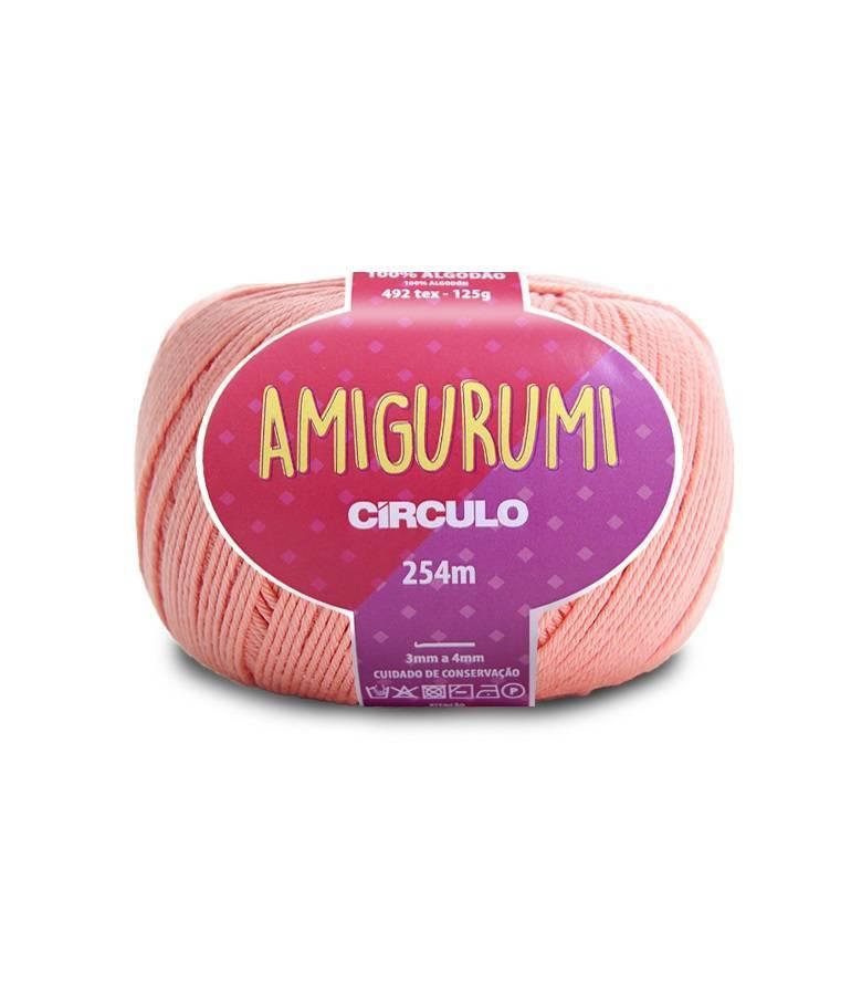 Amigurumi 4092 Organza - BAÚ DA VOVÓ