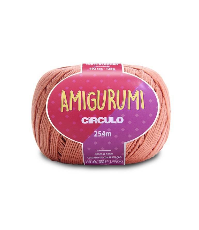 Amigurumi 4094 Cetim - BAÚ DA VOVÓ