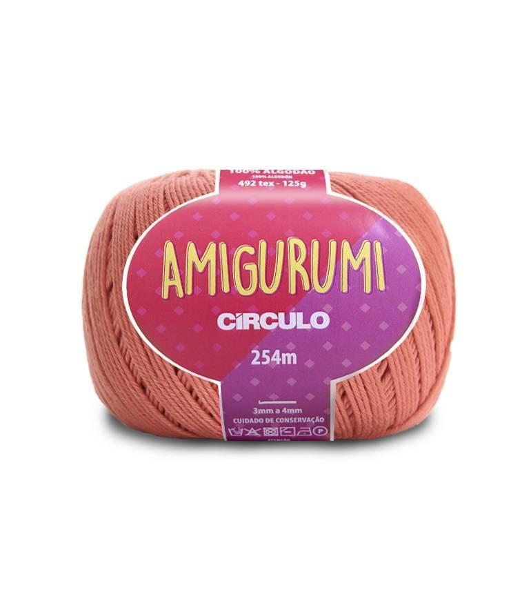 Fio amigurumi 4093 tafetá - BAÚ DA VOVÓ