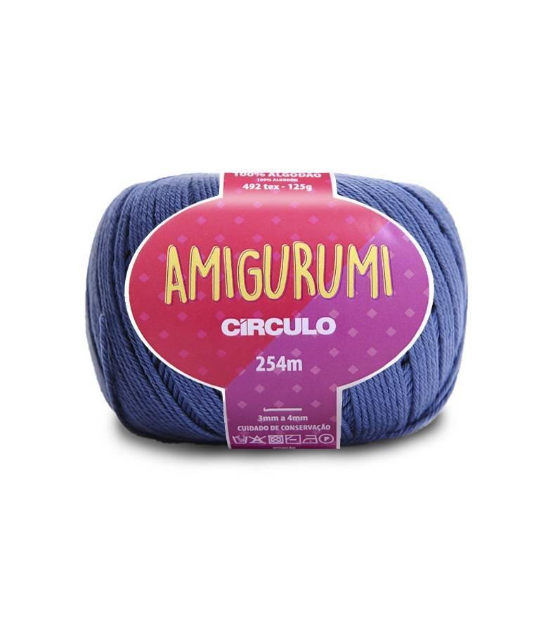 Fio amigurumi 2931 náutico - BAÚ DA VOVÓ