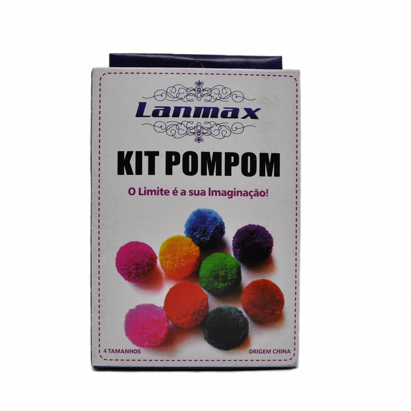Kit Pompom - BAÚ DA VOVÓ
