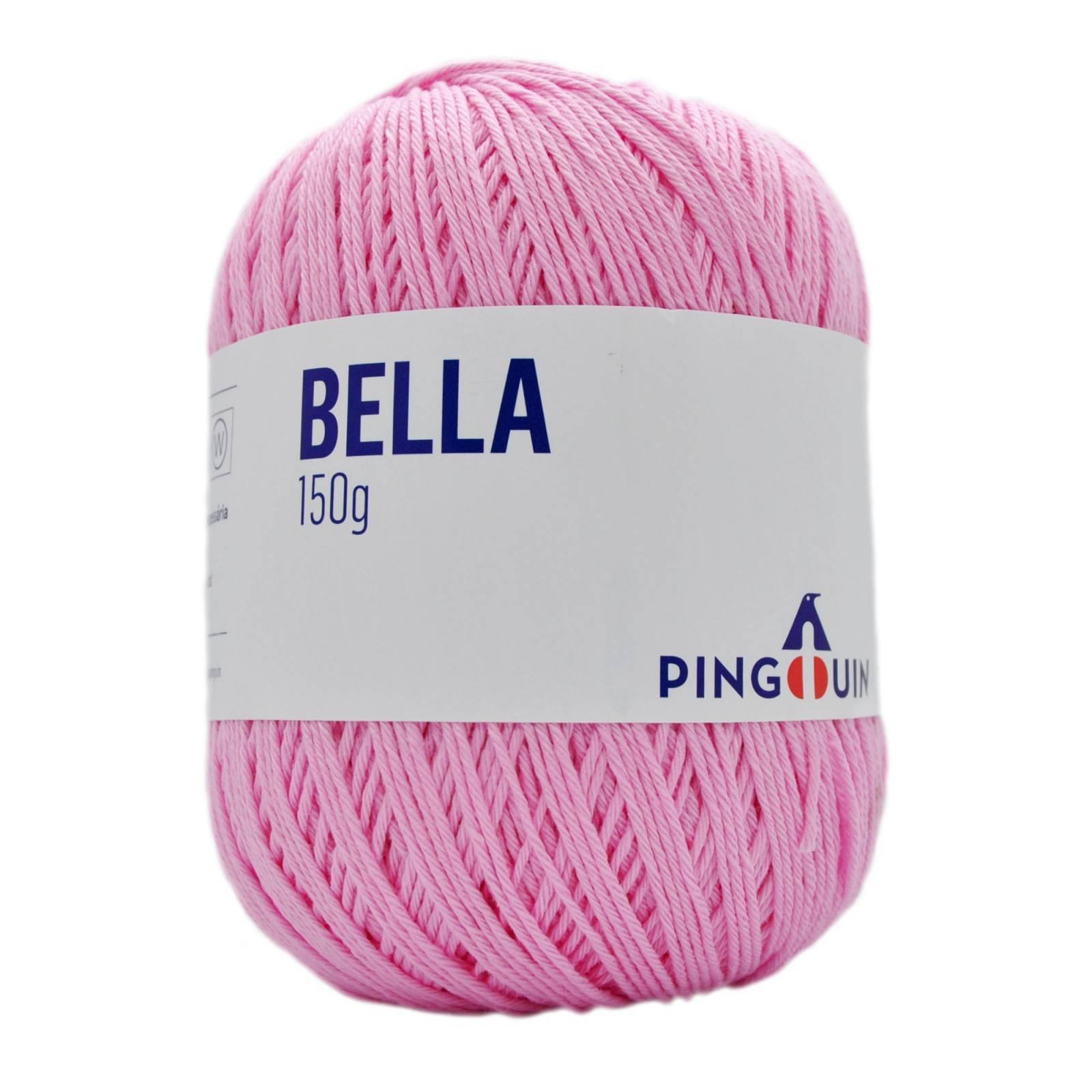 Fio Bella 1352 barbie - BAÚ DA VOVÓ