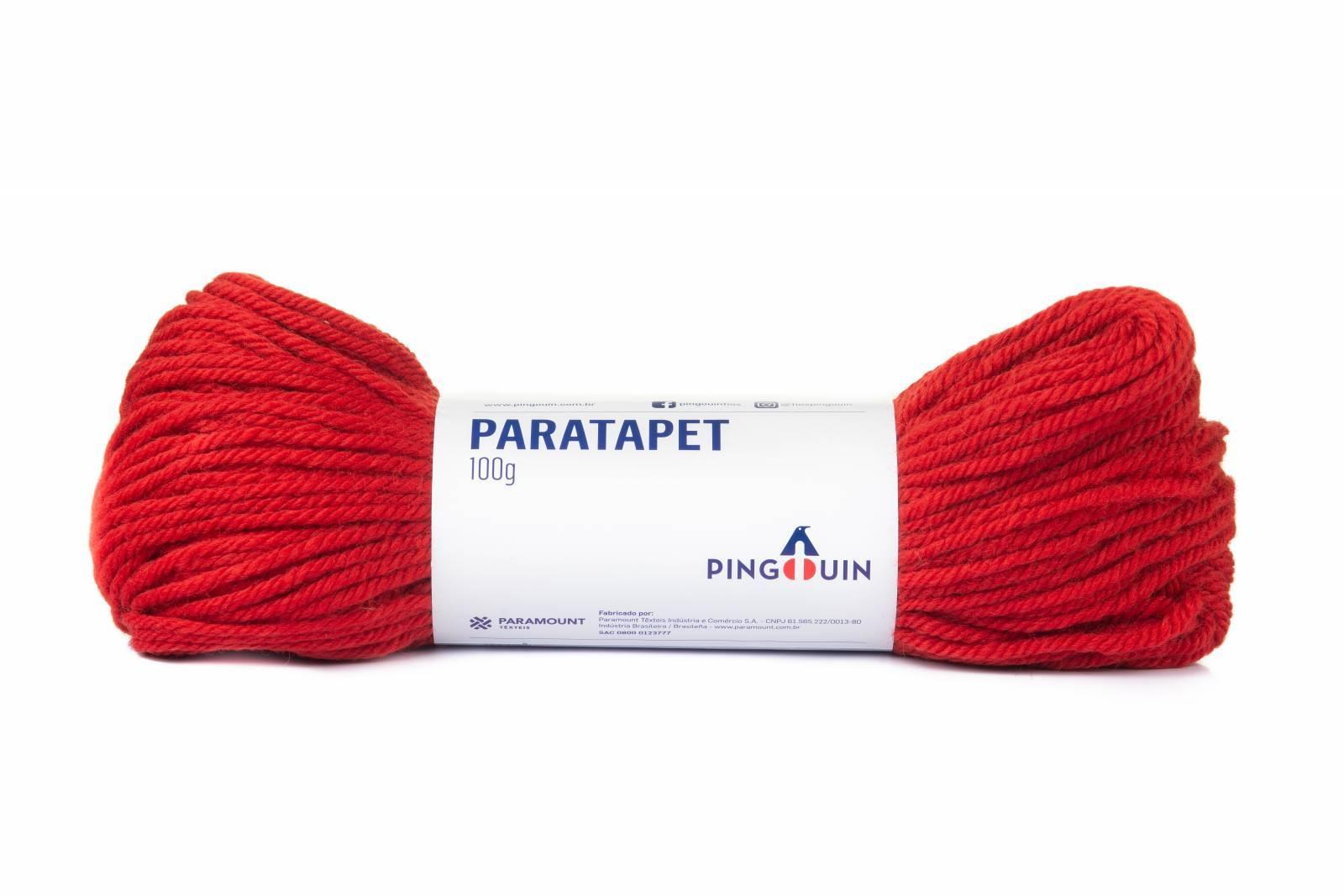 Paratapet cor 315 vermelho - BAÚ DA VOVÓ