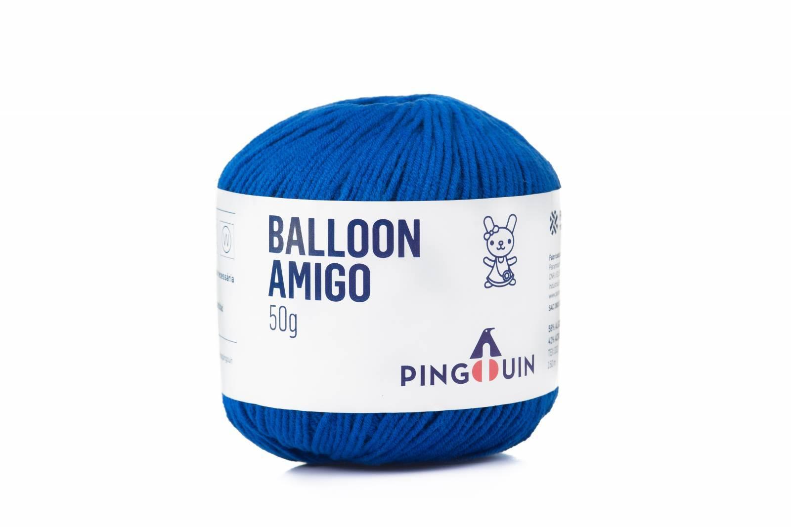 Balloon amigo 512 Royal - BAÚ DA VOVÓ
