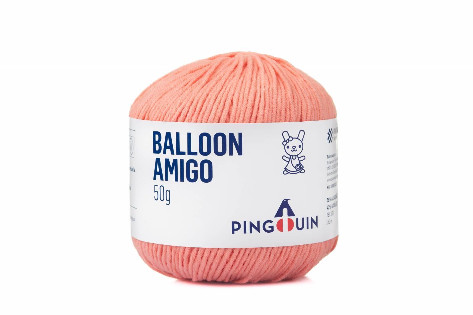 Balloon amigo 5240 Fiama - BAÚ DA VOVÓ