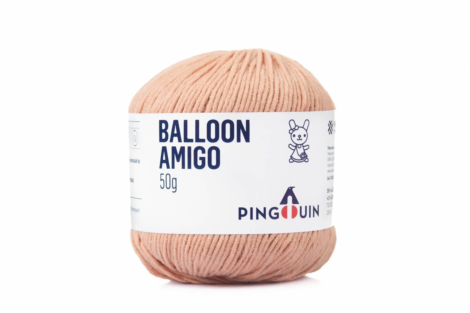Balloon amigo 5795 Macaroon - BAÚ DA VOVÓ