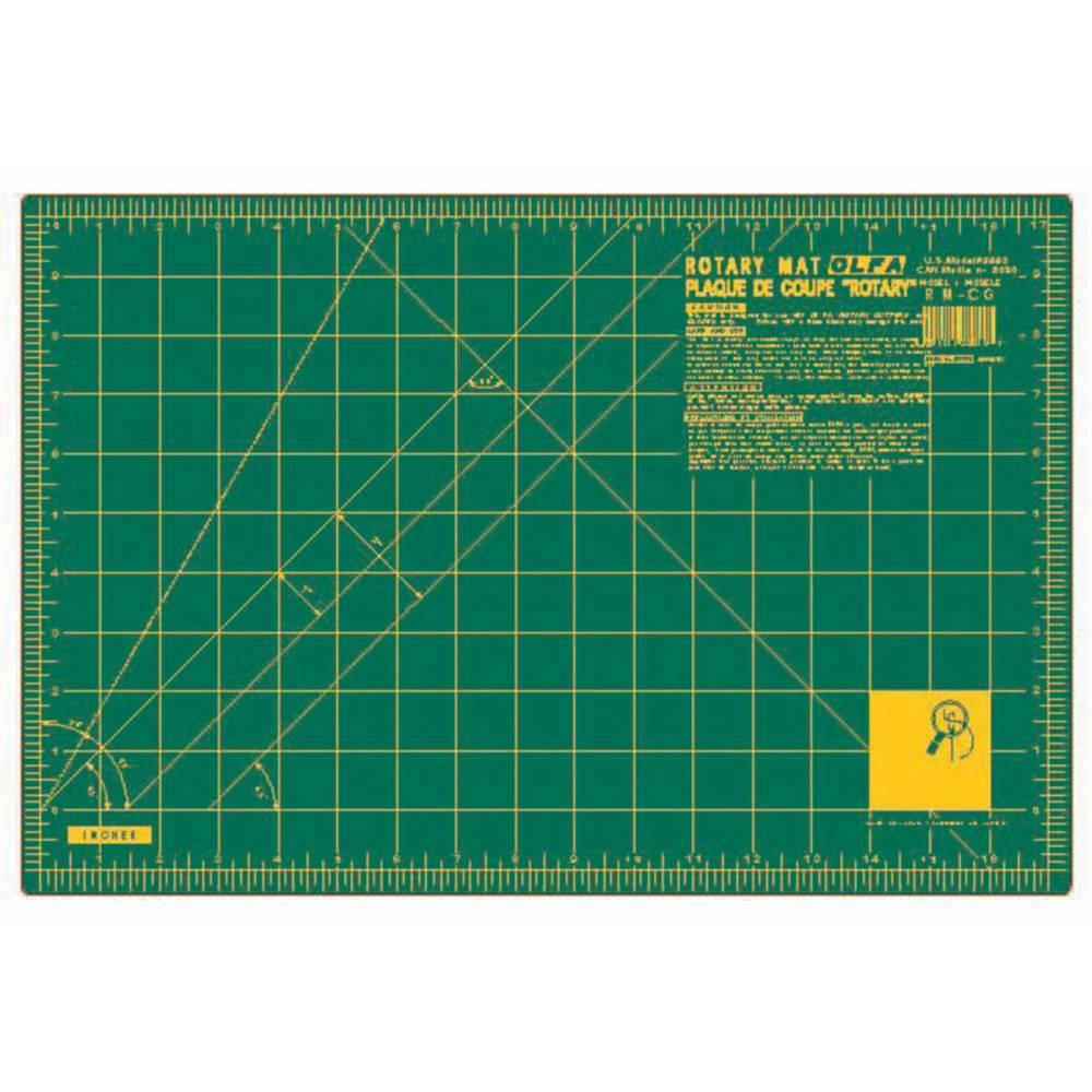 Base de corte 30 x 45 Mod RM Olfa - BAÚ DA VOVÓ