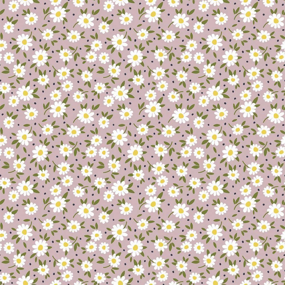 Tiny Daisy rosê - BAÚ DA VOVÓ