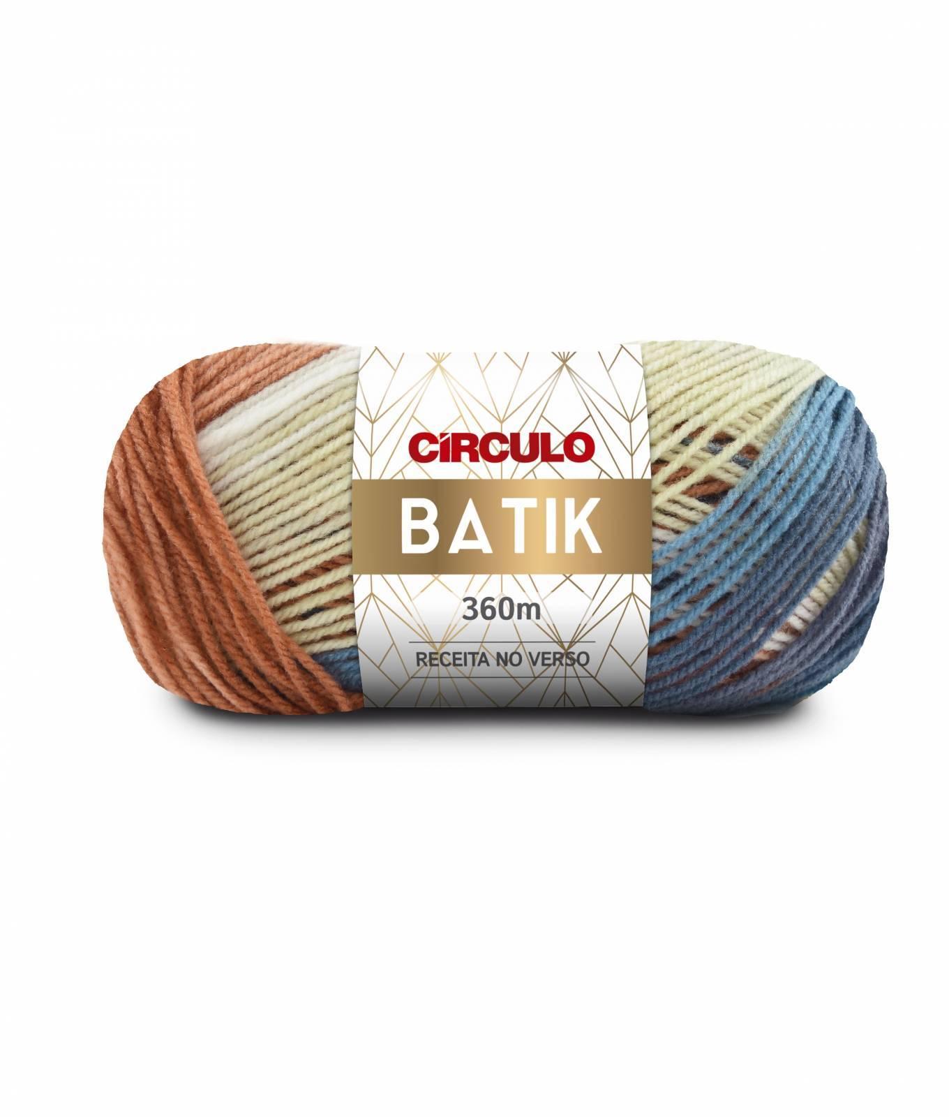 Batik 9610 - BAÚ DA VOVÓ