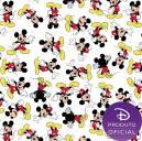Coleção Disney Mickey Mouse fundo branco