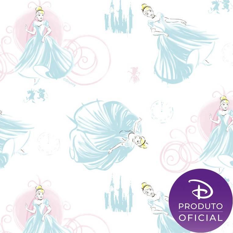 Coleção Disney Princesa Cinderela - BAÚ DA VOVÓ