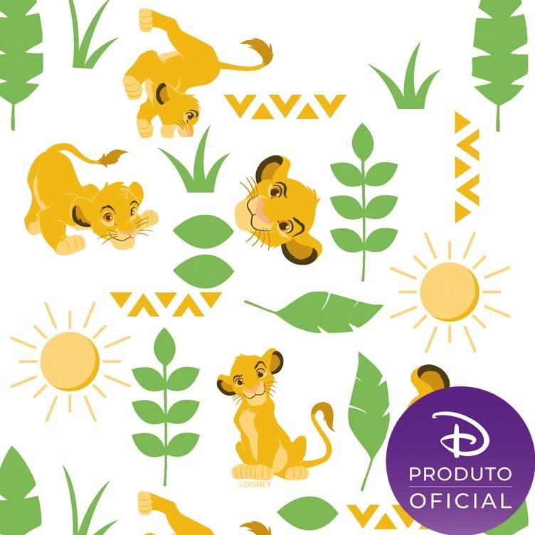 Coleção Disney Rei Leão - Simba - BAÚ DA VOVÓ