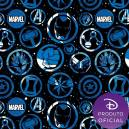 Coleção Marvel Avengers 2 fundo preto