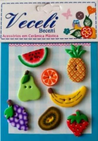 Kit Frutas - BAÚ DA VOVÓ