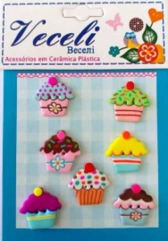 Kit Cupcake - BAÚ DA VOVÓ