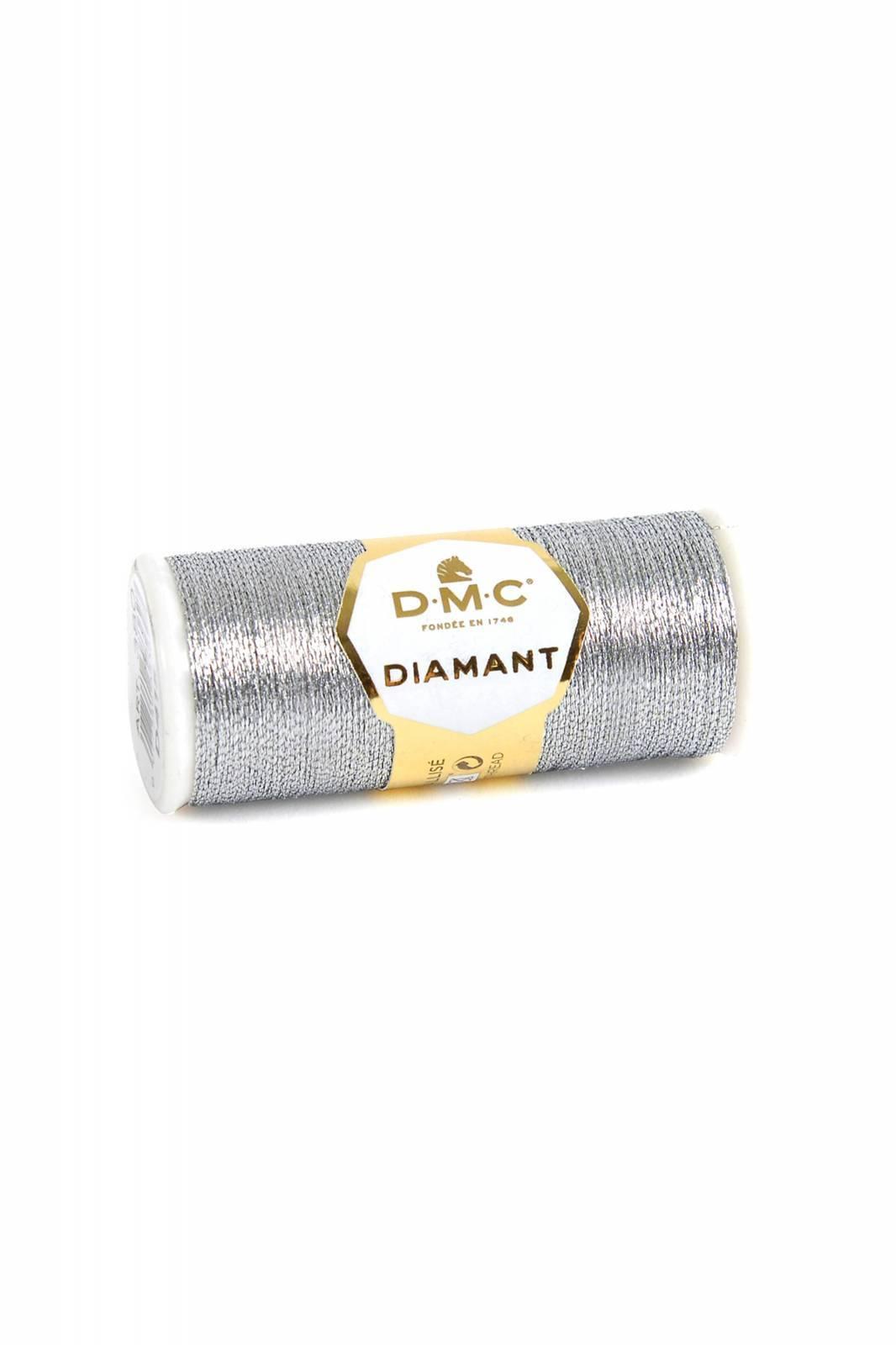 DMC Diamant cor 415 - BAÚ DA VOVÓ
