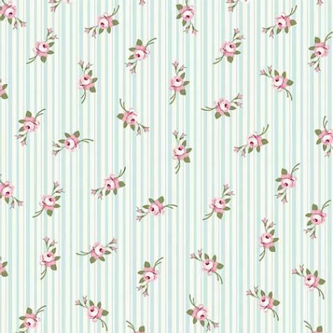 Micro Florais Fadas Tiffany - BAÚ DA VOVÓ