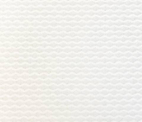 Piquet Branco favão - BAÚ DA VOVÓ