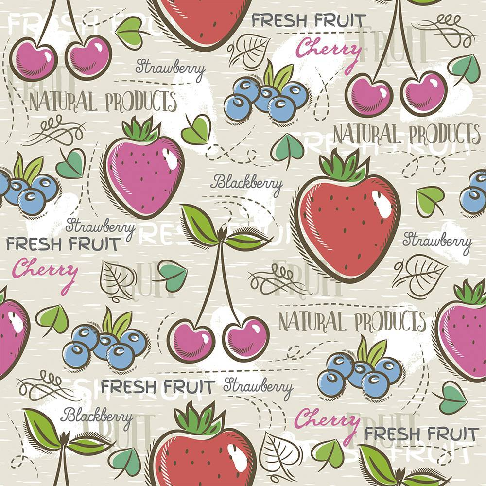 Fresh Fruit - BAÚ DA VOVÓ