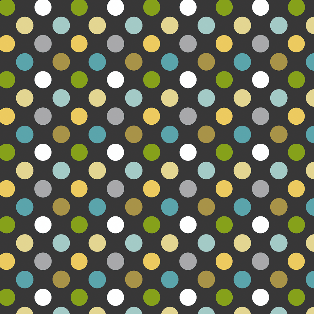 Tricoline Multi Dots - BAÚ DA VOVÓ