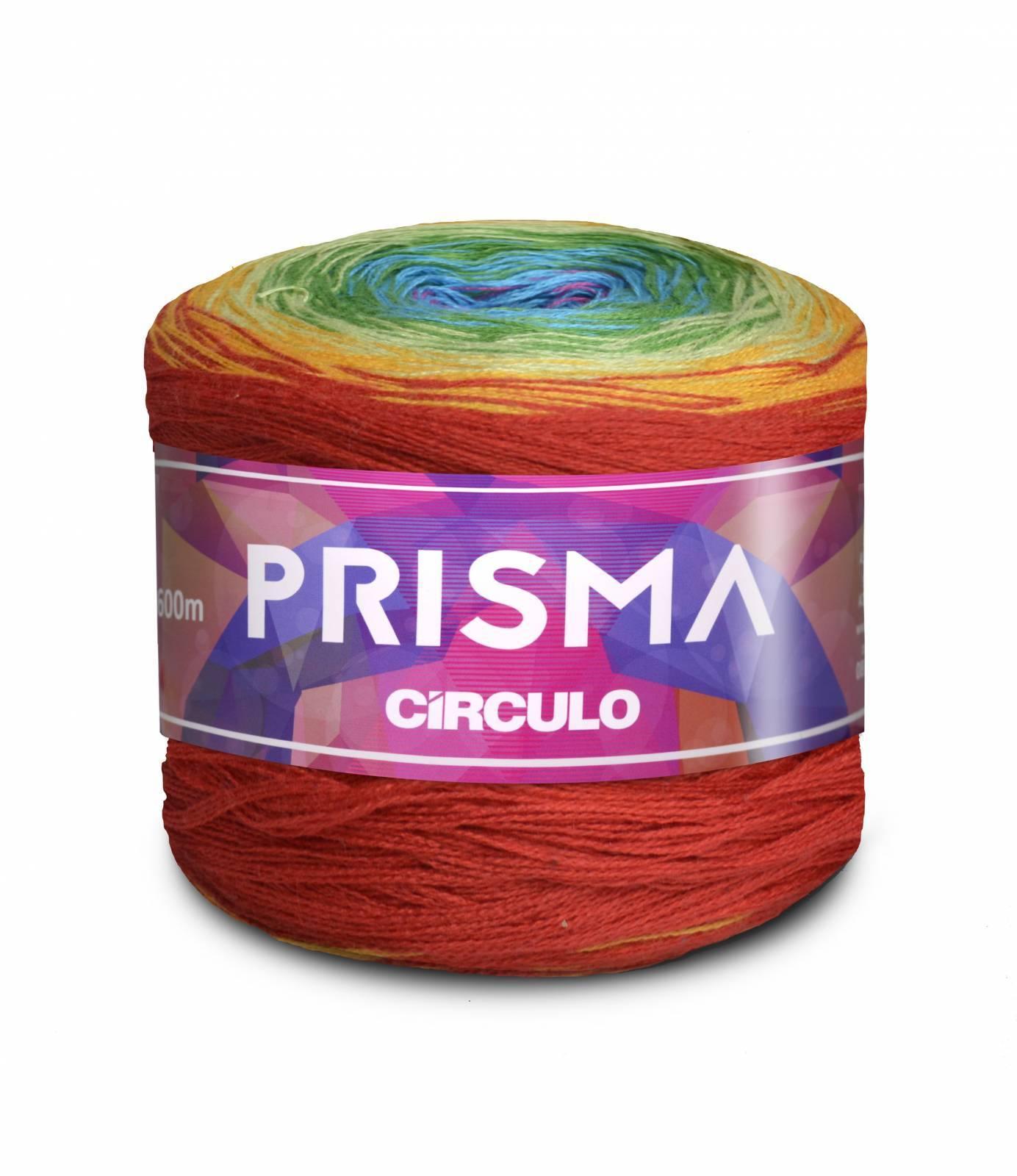Prisma 9849 Arco Íris - BAÚ DA VOVÓ