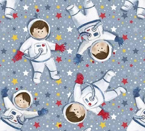 Mini Astronautas - BAÚ DA VOVÓ