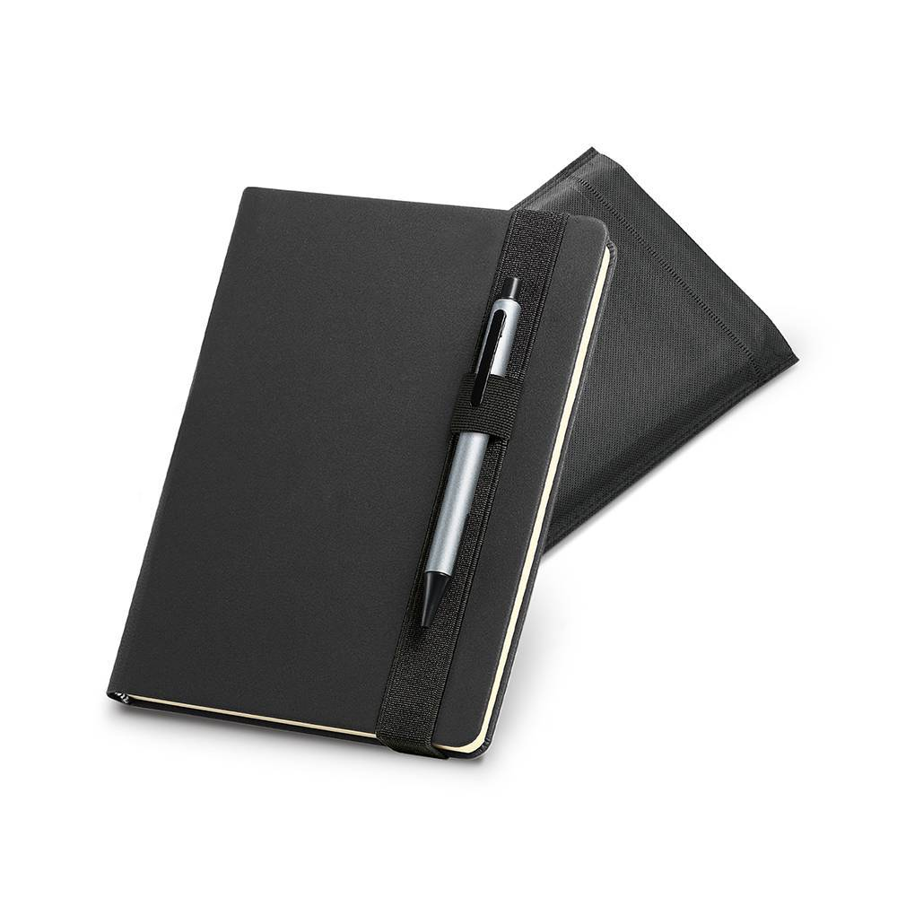 Caderno capa dura A5 Verne - Hygge Gifts - HYGGE GIFTS