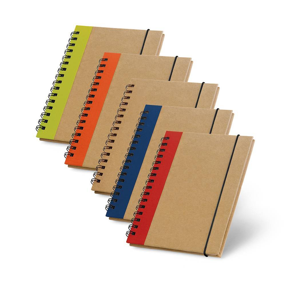 Caderno Ecológico A6 Cornish - Hygge Gifts - HYGGE GIFTS