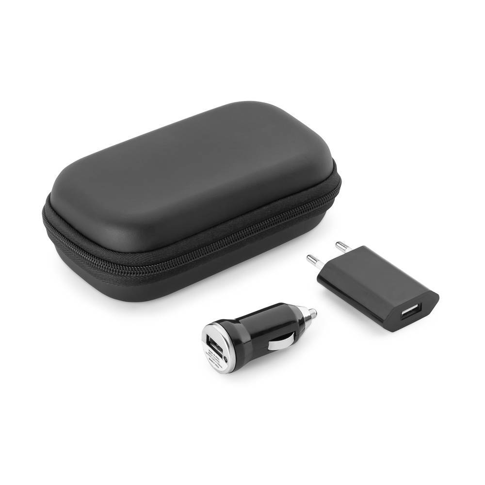 Kit adaptadores USB Caine - Hygge Gifts - HYGGE GIFTS