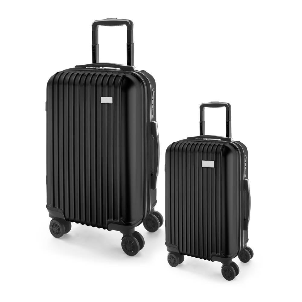 Conjunto de 2 malas de viagem executivo Bruges - Hygge Gifts - HYGGE GIFTS